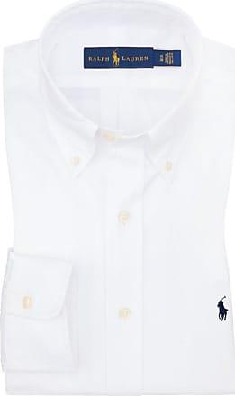Polo Ralph Lauren Oxfordhemd, Slim Fit von Polo Ralph Lauren in Weiss für Herren