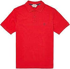 Original Penguin Das Daddy-O Slim Fit Poloshirt Chinesisch Rot - cotton | small
