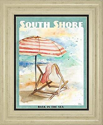 Classy Art Shore Poster I by Patricia Pinto