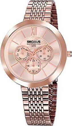 Seculus Relógio Seculus Feminino 20541lpsvrs4 Rose