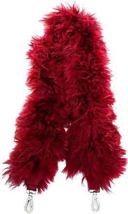 Fendi Alça de bolsa - Vermelho