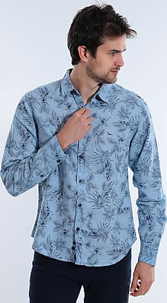 YACHTMASTER Camisa Masculina Ml Yachtmaster Floral