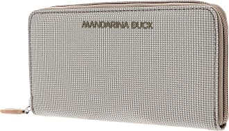 Mandarina Duck MD20 Zip Wallet L Irish Cream