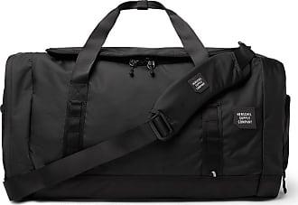 Herschel Gorge Canvas Duffle Bag - Black
