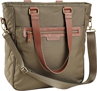 Ariat Mens English Core Large Tote Bag in Olive, by Ariat