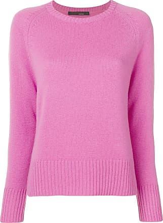 Incentive! Cashmere Suéter de tricô - Rosa