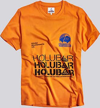 HOLUBAR t-shirt c-m-c jj23 arancione