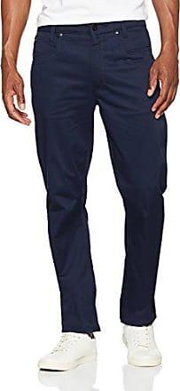 G-Star Mens D-Staq 3d Tapered Premium Micro Straight Twill, Sartho Blue, 30