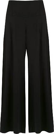 Alcaçuz Calça Lacerda pantalona - Preto