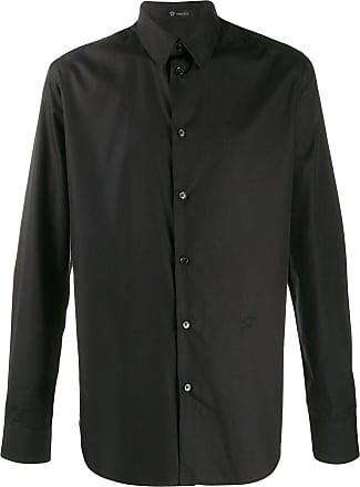 Versace Camisa mangas longas - Preto