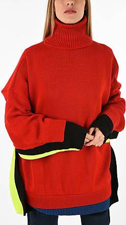 Balenciaga Oversized turtle-neck sweater Größe S