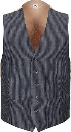Gilet Smanicato Cardigan Maglia con bottone Donna Vero Moda Nero Taglia XS-S M