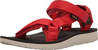 Teva Womens Original Universal Premier Sports and Outdoor Lifestyle Sandal, Red, 4 UK (37 EU)