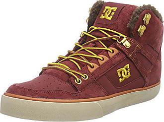 DC Spartan HIGH WC M Shoe BWW, Herren Hohe Sneakers, Rot (Brown  0004e203e4
