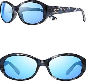 Revo Unisex RE 1059 Marx Aviator Polarized UV Protection Sunglasses Honey Tortoise Frame Champagne Lens Revo Sunglasses