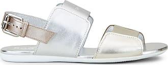 Hogan Sandalen, GOLD,ROSA,SILBER, 38.5 - Schuhe