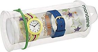 Mondaine Relógio Troca Pulseira de Nylon Azul 76647LPMVDJ2