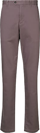 Durban slim-fit trousers - PINK