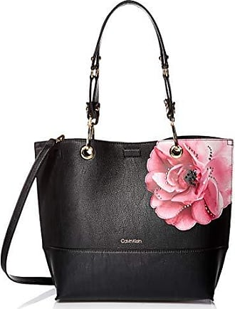 2f5cfcaa2ca Calvin Klein Sonoma Reversible Novelty North/South Tote, black floral