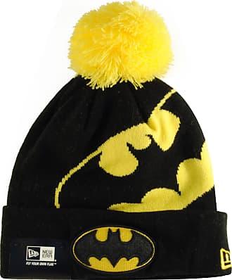 meet 81cc6 f7881 New Era Winter Beanie - HERO MARVEL BATMAN black