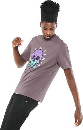 Globe Camiseta Globe Swell Times Lilás