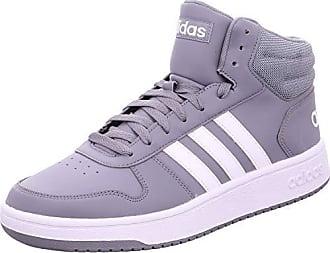 Mid Hoops Gris EU 2 3 Homme Chaussures 2 0 000 Fitness Gris 50 adidas de d4Tqtta