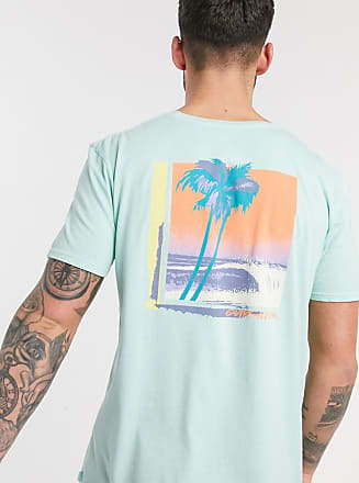 Quiksilver Lazy Sun - T-shirt azzurra-Blu