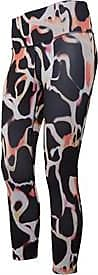 Under Armour high waisted capri leggings with UA RUSH technology promoting more energy strength and stamina. 1353971-001