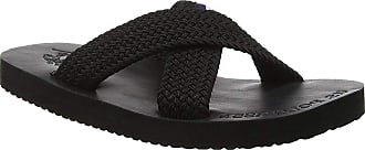 U.S.Polo Association U.S.POLO ASSN. Mens Syros Espadrilles, Black (Nero 006), 9.5 UK