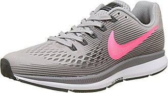 sports shoes 2ecc0 4b70a Nike WMNS Air Zoom Pegasus 34, Chaussures de Running Compétition Femme,  Multicolore (Atmosphere