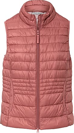 Betty Barclay Quilted down waistcoat Betty Barclay pale pink
