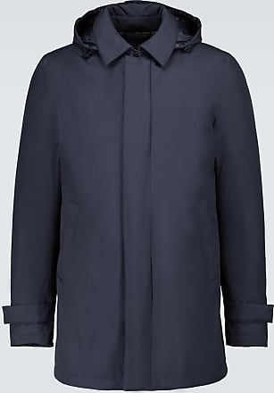 Herno Lightweight down-filled raincoat