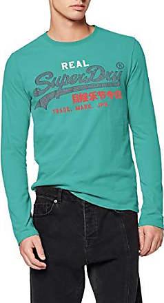 Superdry Ltd Icarus CLRS Blend L//S Tee Maglia a Maniche Lunghe Uomo