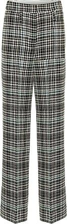 Dorothee Schumacher Pantaloni Charismatic Check in misto lana