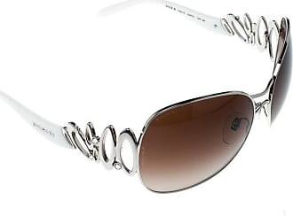 8484f4f3bebb Bulgari Bvlgari Silver brown Gradient 6028-b Oversized Sunglasses