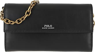Polo Ralph Lauren Cross Body Bags - Chain Wallet Black - black - Cross Body Bags for ladies