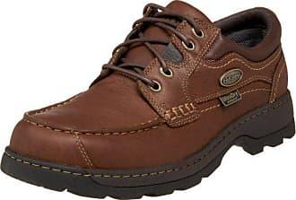 Irish Setter Mens 3874 Soft Paw Waterproof Oxford Casual Shoe,Brown,8 EE US