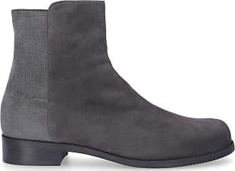 Stuart Weitzman Ankle Boots EASYON suede grey