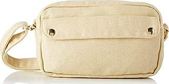 b0f0f9d415 Bensimon femme Clutch Bag Sac bandouliere Ecru (NATUREL)
