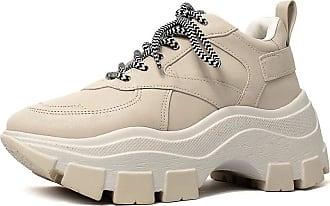 Damannu Shoes Tênis Avril Porcelana - Cor: Porcelana - Tamanho: 35