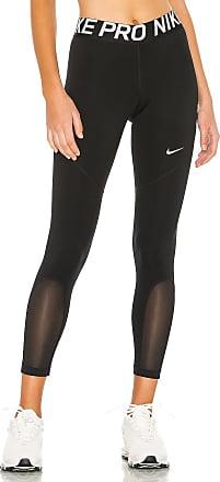 Nike Pro 7/8 Crop Tight Legging in Black