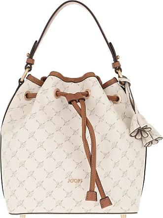Joop Bucket Bags - Cortina Zohara Matchsack Offwhite - white - Bucket Bags for ladies