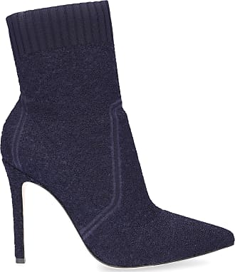 Gianvito Rossi Ankle Boots FIONA textile blue