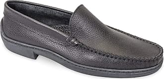 Valleverde Loafers Man Leather 11852 Dark Brown or Black A Comfortable Footwear Suitable for All Occasions. Spring Summer 2020 Black Size: 8 UK