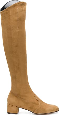 thigh Chose L'autre high boots Marron qX7wZ5Ux