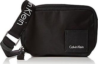 d9bd8cf766 Calvin Klein Fluid Small Crossbody - Borse a tracolla Donna, Nero (Black),