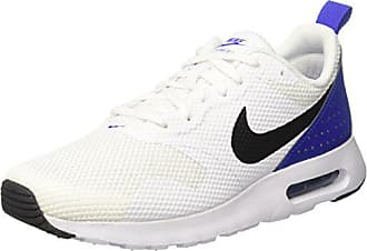new style bceab dd57a Nike Air Max Tavas, Sneaker a Collo Basso Uomo, Multicolore (BlancoNegro
