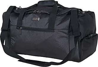 Kenneth Cole Reaction Kenneth Cole Reaction Brooklyn RFID Duffel Bag, Pink Dot Charcoal One Size