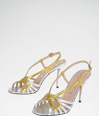 Gucci 11 cm Leather Sandals Größe 38,5