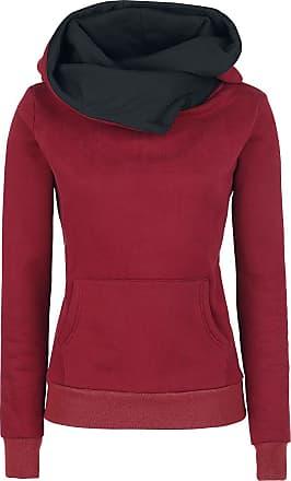243b70736e937 Forplay Pentagram - Sweat-shirt à capuche - pour dames - bordeaux